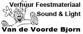 Logo Van de Voorde Bjorn