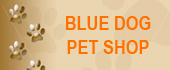 Logo Blue Dog