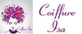 Logo Coiffure Isa