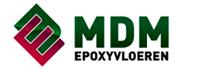 Logo MDM Epoxyvloeren