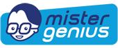 Logo Mister Genius