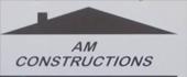 Logo AM Constructions