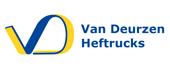Logo Van Deurzen Vorkheftrucks