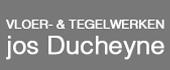 Logo Vloer en Tegelwerken Ducheyne Jos