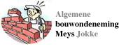 Logo Algemene Bouwonderneming Meys Jokke