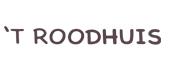 Logo 't Roodhuis