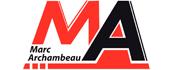 Logo sprl Marc Archambeau