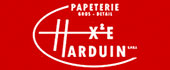 Logo Papeterie Harduin X & E