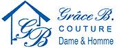 Logo Grâce B.Couture