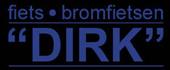 Logo Bromfietsen Dirk