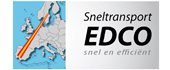 Logo Sneltransport Edco