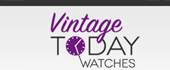 Logo Vintage Today Watches