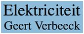 Logo Elektriciteitswerken Verbeeck Geert