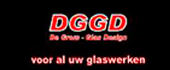 Logo DGGD De Grom-Glas Design