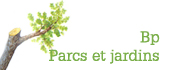 Logo BP Parcs et jardins