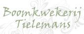 Logo Boomkwekerij Tielemans