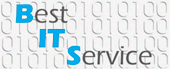Logo Best IT Service.