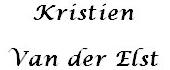 Logo Van Der Elst Kristien