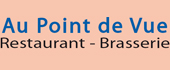 Logo Brasserie Au Point de Vue
