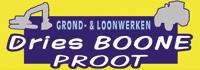 Logo Boone grond- en loonwerken