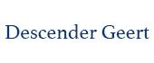 Logo Desender Geert