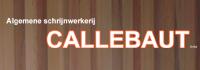 Logo Callebaut Schrijnwerkerij
