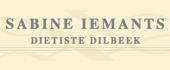 Logo Iemants Sabine