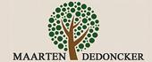 Logo Tuinaannemer Maarten Dedoncker