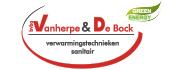 Logo Vanherpe en De Bock