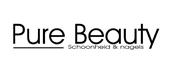 Logo Schoonheidsinstituut Pure Beauty