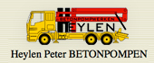 Logo Heylen Peter Betonpompen