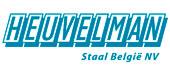 Logo Heuvelman Staal België