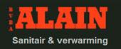 Logo Alain Sanitair en Verwarming
