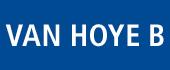 Logo Van Hoye B