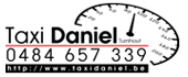 Logo Taxi Daniel Turnhout