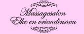 Logo Massagesalon Elke en vriendinnen