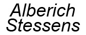 Logo Alberich Stessens