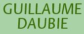 Logo Guillaume Daubie