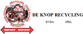 Logo De Knop Recycling