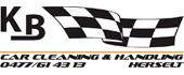Logo KB Car Cleaning