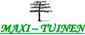 Logo Maxi-Tuinen