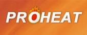 Logo Pro Heat BVBA
