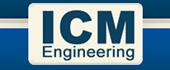 Logo I C M Engineering
