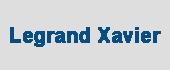 Logo Legrand Xavier