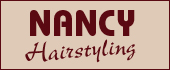 Logo Nancy Hairstyling