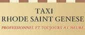 Logo Taxi Rhode-Saint-Genèse