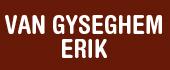 Logo Van Gyseghem Erik