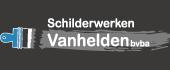 Logo Schilderwerken Vanhelden