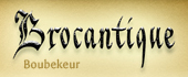 Logo Boubekeur Antique & Design