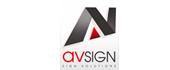 Logo AV Sign